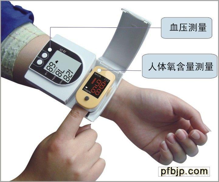 测量血氧ppg的电路图
