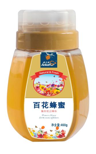 白花蜂蜜 460g